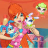 "Winx Club шоп аватарок ""Kawaii awatars^_^""  и игра хомяк"