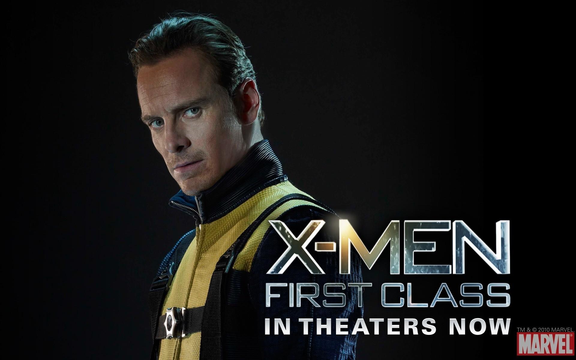 Class X-Men - Magneto  X Men First Class Magneto Wallpaper