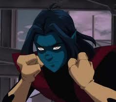 X-men Evolution Nightcrawler
