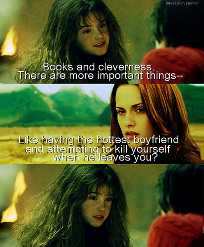 bella and hermione