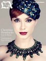 black swan+lady-like glamour - christina-hendricks photo