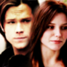 brooke and sam - one-tree-hill-and-supernatural icon