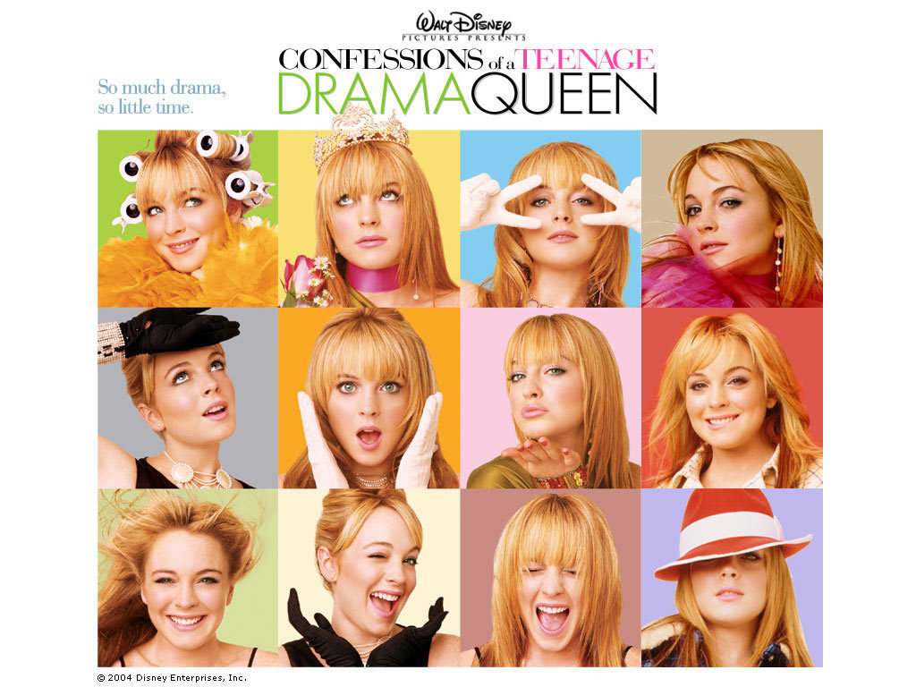Confessions Of A Teenage Drama Queen Images HD Wallpaper And Background Photos