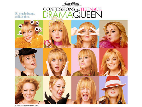 confessions of a teenage drama queen!