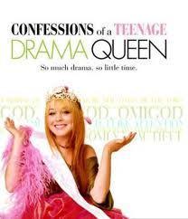 confesssions of a teenage drama クイーン