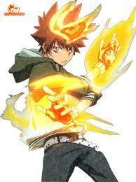 Tsuna X Burner Katekyo Hitman Reborn Club Fan Art 22871608
