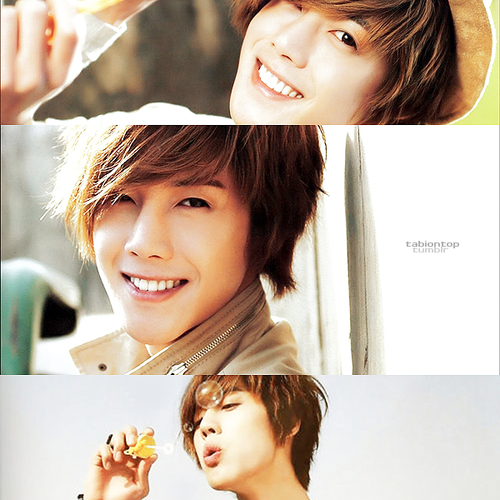 Kim Hyun Joong wallpaper with a portrait called from tabiontop.tumblr