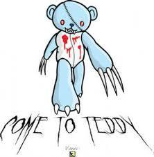 killer teddy ভালুক
