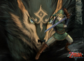 linkfan123 - wolf-link photo