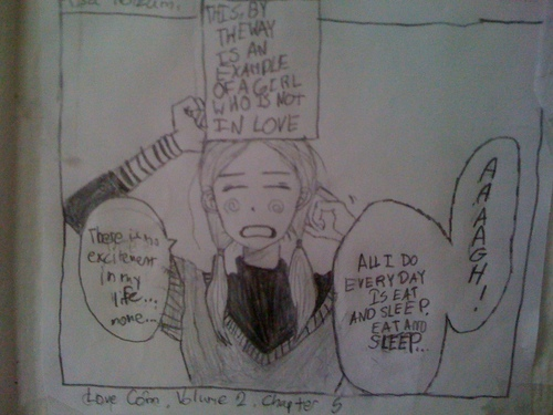 lunalovely's terrible drawings #1