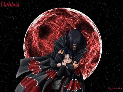 sasuke and his brother