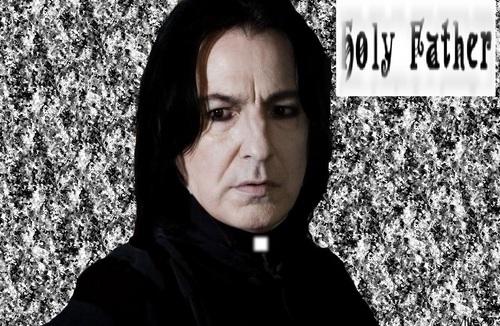 severus holy father