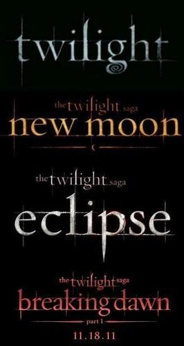 twilight saga logos