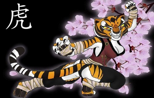 Kung Fu Panda 2 images very sexy tigress HD wallpaper and background photos