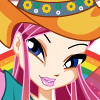 Аватарки Winx и другие в маге Rainbow и мой рисунок!