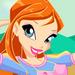 Winx club Анекдоты для Вас и игра комната для питомцев!