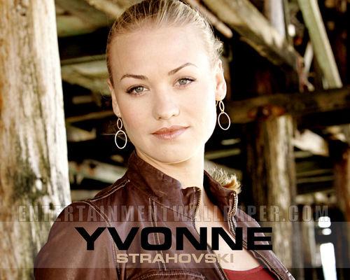 Yvonne Strahovski wallpaper probably containing a portrait titled ys