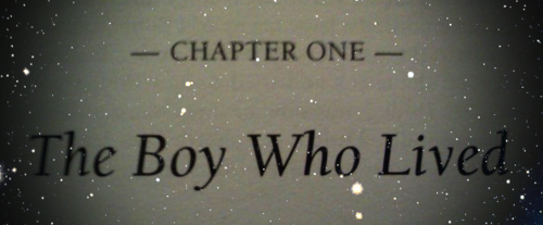 -Chapter One-