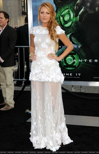 """Green Lantern"" Los Angeles Premiere"