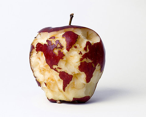 -Apple World-