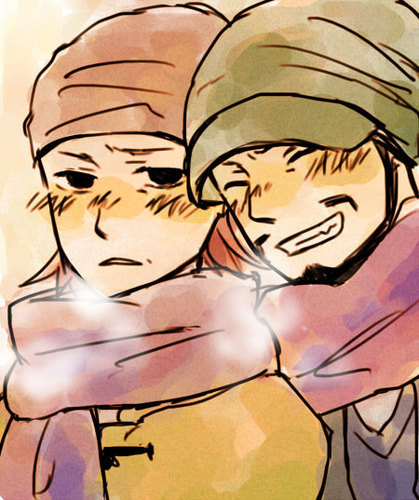 ^o^ Maxie & Archie