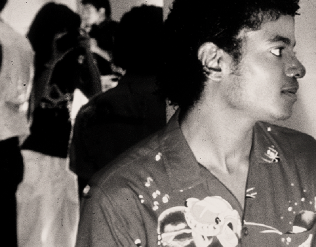 ~young michael~