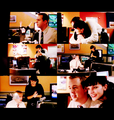 3x02- Abby and Mcgee - ncis fan art