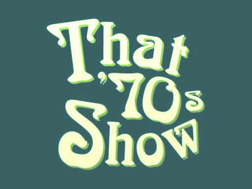 70's Logo Blue - that-70s-show Photo