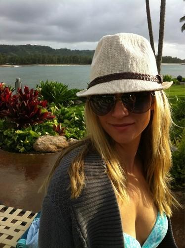 AJ in Hawaii