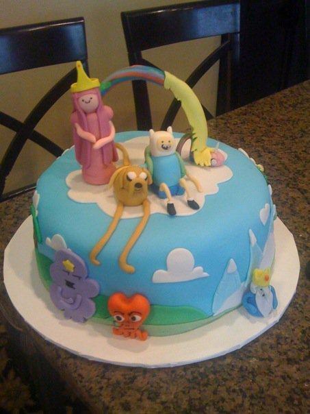 Cake Design Adventure Time : Adventure Time With Finn and Jake images Addddventure cake ...