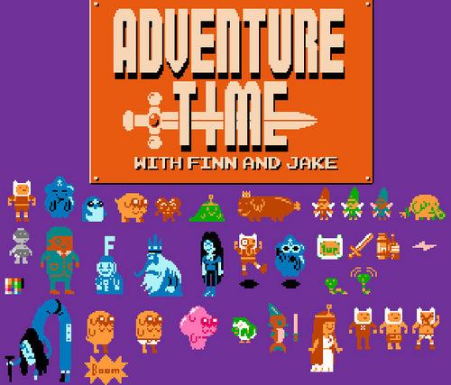 Adventuretime the vidio game