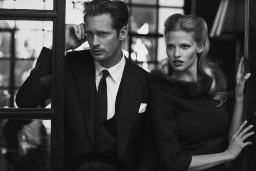 Alexander in Vogue, July 2011