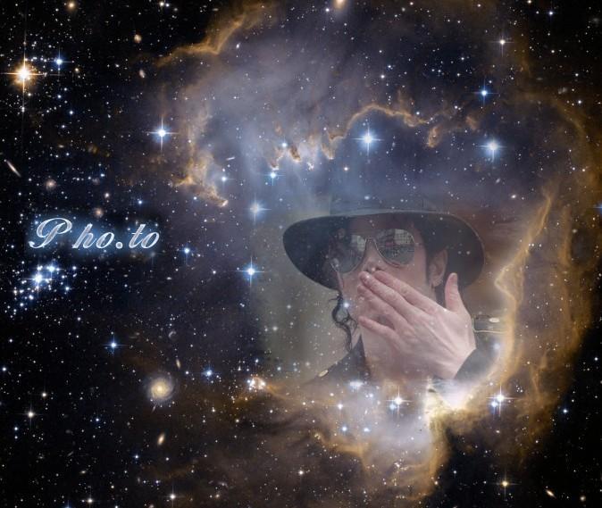 Among the stars....