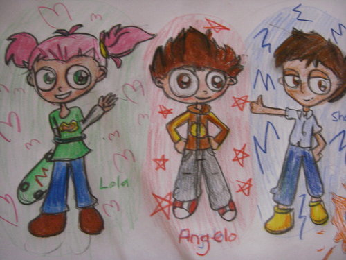 Angelo Rules por octibubbles746