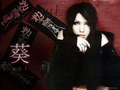 Aoi - the-gazette wallpaper