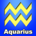 Aquarius symbol - aquarius icon