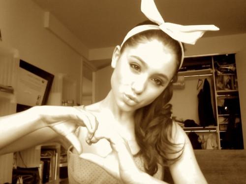 Ariana Grande Easter