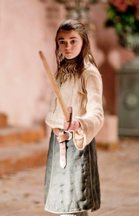 Arya Stark - arya-stark photo