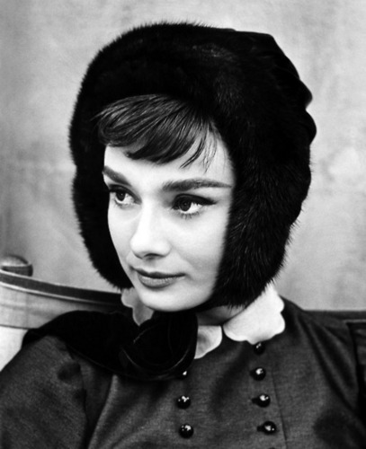 Audrey,War And Peace, 1955.