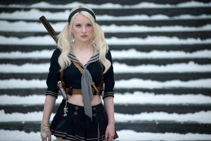 Emily Browning Images Baby Doll Hd Wallpaper And Background Photos