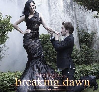 Bella & Edward Breaking Dawn