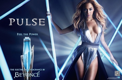 Beyoncé's new ad for her latest fragrance radiates her sexiness.