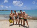Big Time Rush in Speedo's