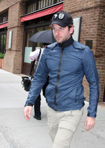 Bradley Cooper Out