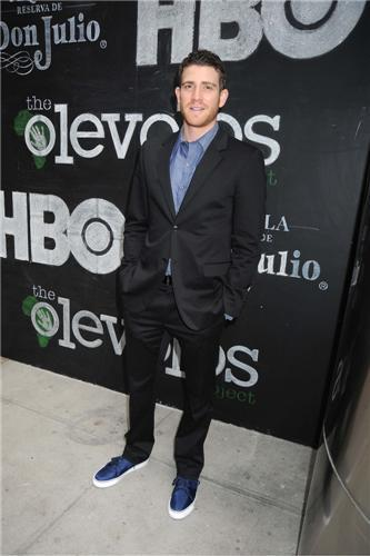 Bryan at 2011 Olevolos Project Fundraiser