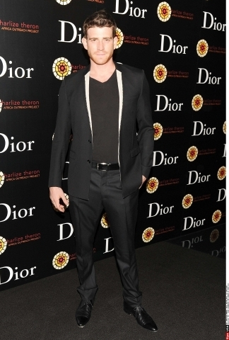 Bryan at Dior Celebrates The Launch Of DIOR VIII Hosted sejak Charlize Theron