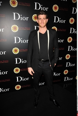 Bryan at Dior Celebrates The Launch Of DIOR VIII Hosted দ্বারা Charlize Theron