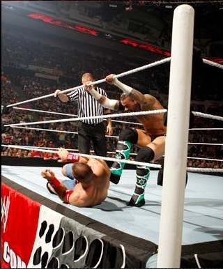 CM Punk vs Cena (all stella, star Raw)
