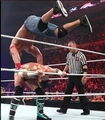 CM Punk vs Cena (all star Raw)