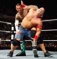 CM Punk vs Cena (all nyota Raw)